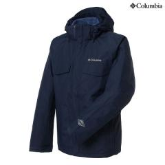 (セール)(送料無料)Columbia(コロンビア)ウインター メンズボードウェア BUGABOO JKT WE1053-464 メンズ COLLEGIATE NAVY