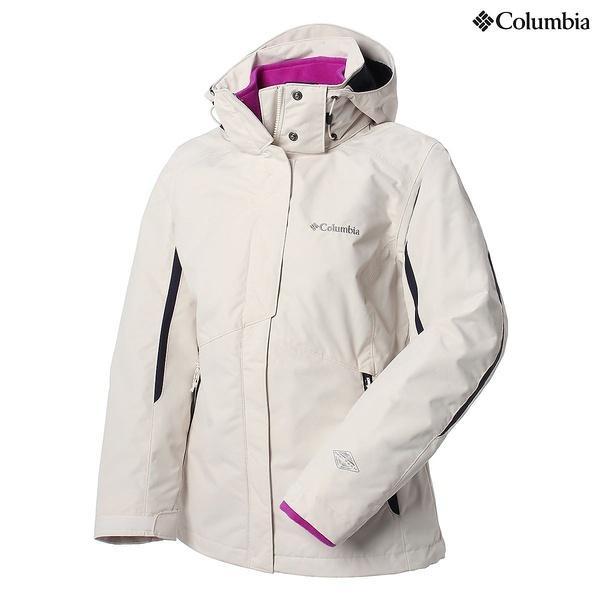 (セール)(送料無料)Columbia(コロンビア)ウインター レディースボードウェア BUGABOO WS JKT SR7227-191 レディース CHALK