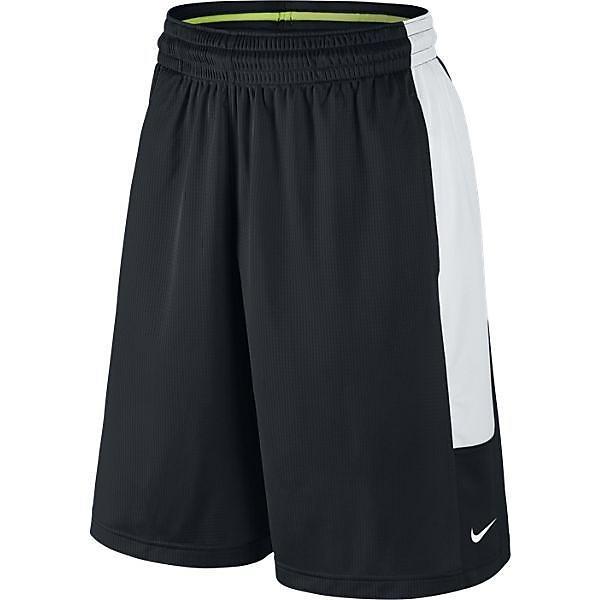 (セール)NIKE(ナイキ)バスケットボール メンズ プラクティスショーツ ナイキ キャッシュ ショート 718342-010 メンズ ブラック/ホワイト/ブラック/(ホワイト)