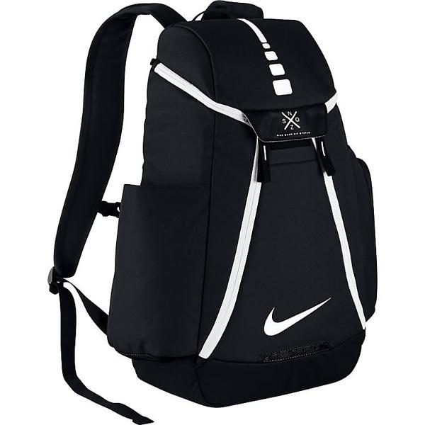 (セール)NIKE(ナイキ)バスケットボール バッグ ナイキ フープス エリート マックス エア チーム バックパック BA5259-010 MISC ブラック/ブラック/(ホワイト)