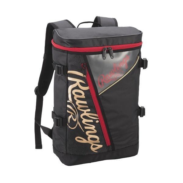 (送料無料)Rawlings(ローリングス)野球 ショルダーバッグ チームバッグ バックパックM 22L EBP6S10 メンズ 「.」 B/R/G