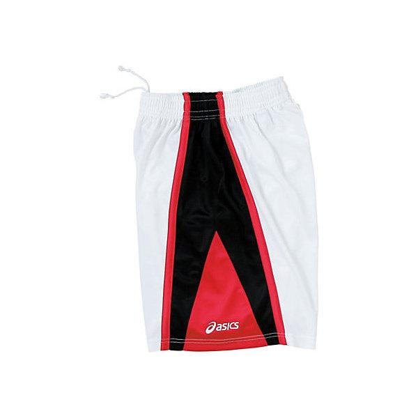 (セール)ASICS(アシックス)バスケットボール レディース プラクティスショーツ WSゲームパンツ XB2851.0190 レディース WHT/BLK