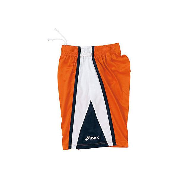 (セール)ASICS(アシックス)バスケットボール レディース プラクティスショーツ WSゲームパンツ XB2851.2001 レディース ORG/WHT