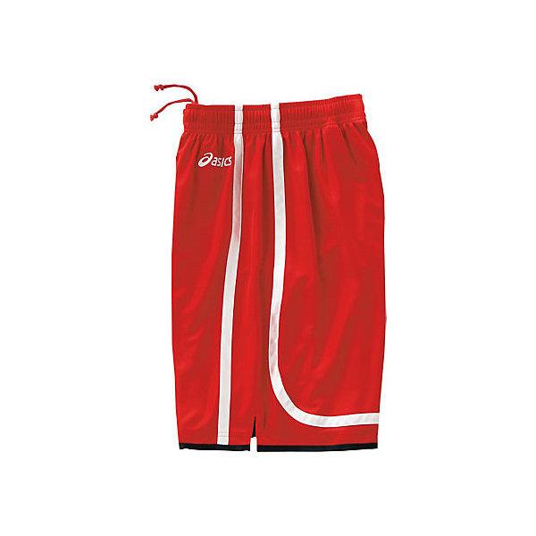 (セール)ASICS(アシックス)バスケットボール レディース プラクティスショーツ WSゲームパンツ XB2852.2301 レディース RED/WHT