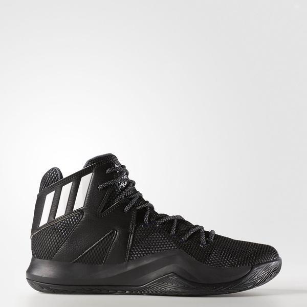 (セール)(送料無料)adidas(アディダス)バスケットボール シューズ CRAZYBOUNCE GTY42 AQ7757 メンズ コアブラック/ランニングホワイト/オニキス