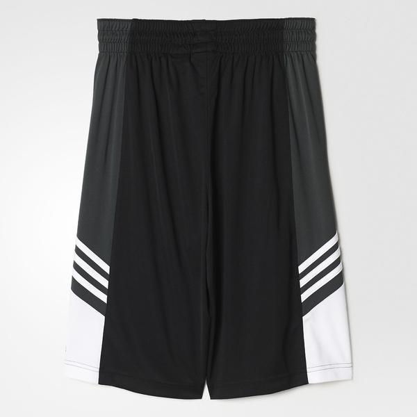 (セール)adidas(アディダス)バスケットボール メンズ プラクティスショーツ BUKATSU TS プレゲーム ショートパンツ BQD86 AX5494 メンズ ブラック/DGH ソリッドグレー/ホワイト