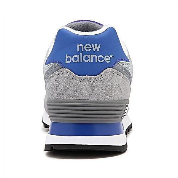 (セール)(送料無料)New Balance(ニューバランス)シューズ パフォーマンス WL574CPK B WL574CPK B レディース GRAY/PURPLE