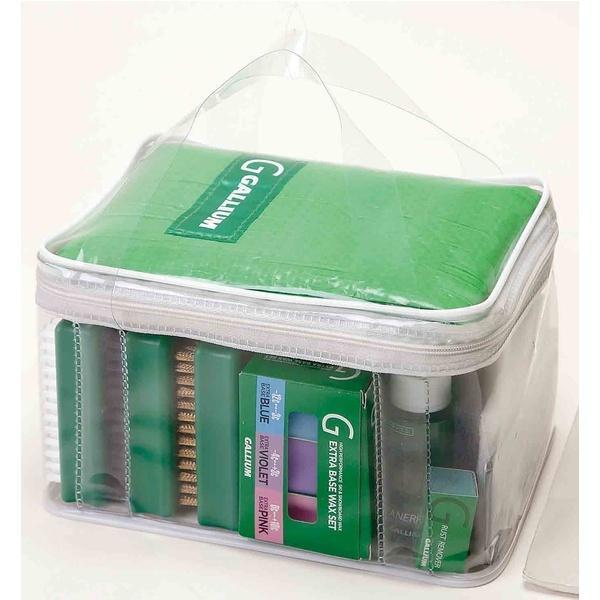 (送料無料)GULLIUM(ガリウム)ウインター ワックス チューンナップ用品 TRIAL WAXING SET JB0004