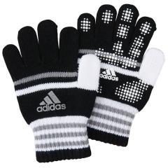 (セール)adidas(アディダス)野球 その他ウェアアクセサリー ベースボールニットグローブJR BVS83 AZ4192 ボーイズ S ブラック/ホワイト