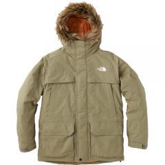 (セール)(送料無料)THE NORTH FACE(ノースフェイス)トレッキング アウトドア 厚手ジャケット マクマードパーカ ND91645 NK メンズ NK