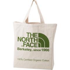 THE NORTH FACE(ノースフェイス)トレッキング アウトドア サブバッグ ポーチ TNF ORGANIC COTTON TOTE NM81616 FG FG