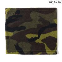 (セール)Columbia(コロンビア)トレッキング アウトドア トレッキングアパレルアクセサリー バックアイスプリングスネック PU1629-249 メンズ O/S ELM CAMO