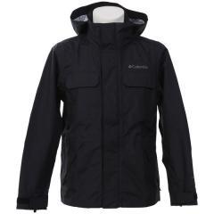 (セール)(送料無料)Columbia(コロンビア)トレッキング アウトドア 薄手ジャケット ホープタウンフォールズジャケット PM5436-010 メンズ BLACK