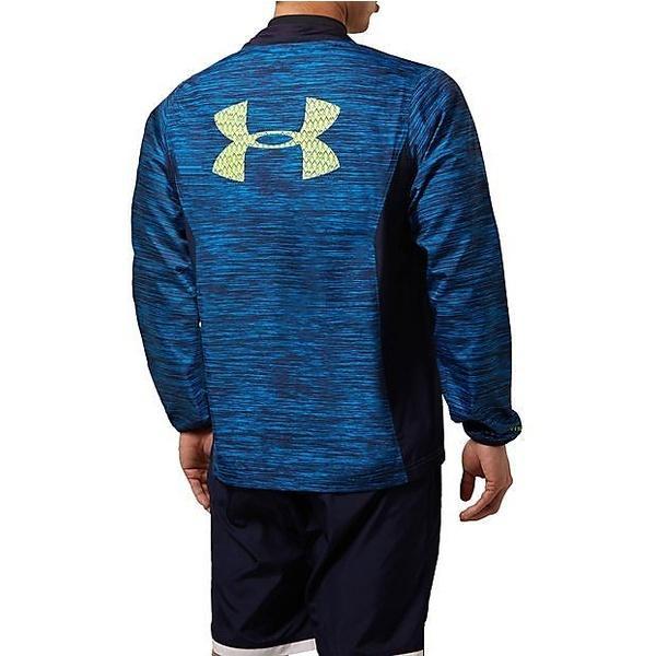 (セール)UNDER ARMOUR(アンダーアーマー)その他競技 体育器具 ラグビー UAラグビーストームウーブンシャツ #MRG3437 メンズ BIB