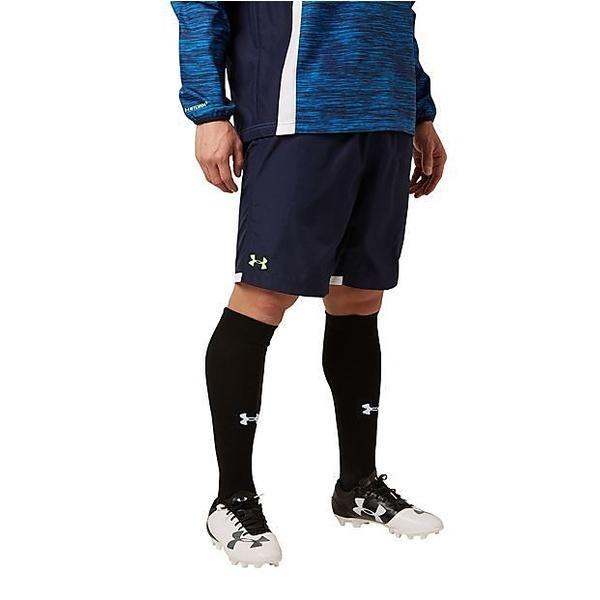(セール)UNDER ARMOUR(アンダーアーマー)その他競技 体育器具 ラグビー UAラグビーストームウーブンショートパンツ #MRG3436 メンズ MDN