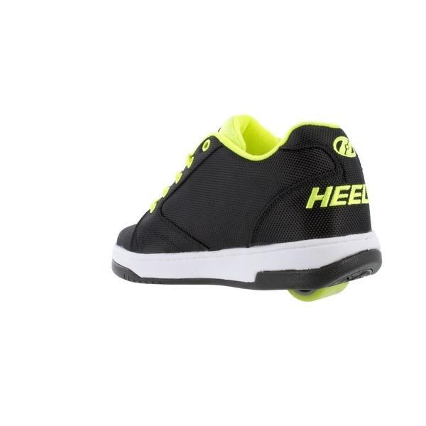 (セール)(送料無料)HEELYS(ヒーリーズ)シューズ ジュニア キッズ PROPEL 2.0 770977 ジュニア ブラック/ブライト イエロー