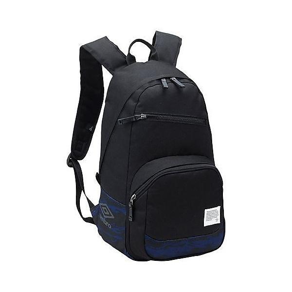 (送料無料)UMBRO(アンブロ)スポーツアクセサリー バッグパック 16F SIS PU DAY PACK UJA1669 BLK F BLK