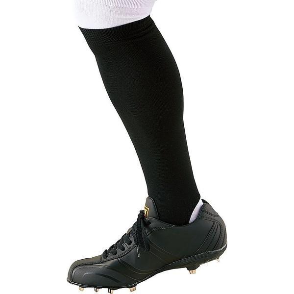 ZETT(ゼット)野球 大人用ストッキング チョウチョウローカットストッキング BK87-1900 ブラック