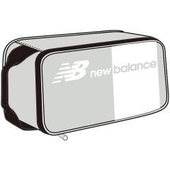 New Balance(ニューバランス)テニス バドミントン ラケットバッグ ケース テニスシューズバッグ JABT6619 SVM メンズ F シルバーミンク