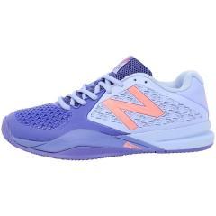 (セール)New Balance(ニューバランス)レディーステニスシューズ WC996SB22E WC996SB22E レディース BLUE/PINK