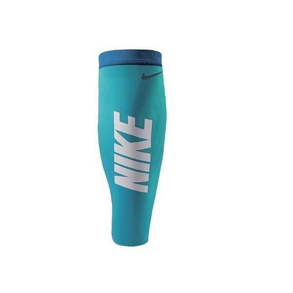 (セール)NIKE(ナイキ)バスケットボール メンズ プラクティスシャツ ナイキプロ ハイパーウォーム グラフィック カーフスリーブ AT9004 315 ディスティーカクタス