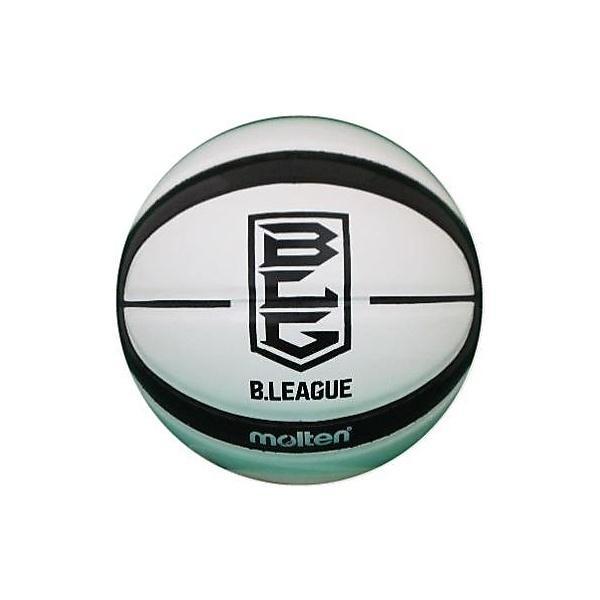 molten(モルテン)バスケットボール 3号球以下 Bリーグサインボール B2B500-WK 2号球 ホワイトxブラック