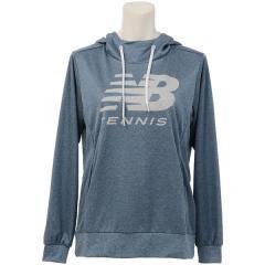 (セール)New Balance(ニューバランス)テニス バドミントン レディースインナー スウェット コート JWTT6024 CRH JWTT6024 CRH レディース CRH