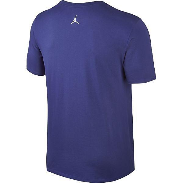 NIKE(ナイキ)バスケットボール メンズ 半袖Tシャツ エア ジョーダン 11 THATS ALL FOLKS S/S Tシャツ 824358-512 メンズ ディープナイト/(ホワイト)