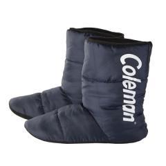 COLEMAN(コールマン)キャンプ用品 キャンピングアクセサリー アウトドアスリッパ L NAVY 2000031091