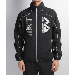 (セール)Number(ナンバー)メンズスポーツウェア ウインドアップジャケット クロスジャケット NB-S17-305-001 メンズ ブラック