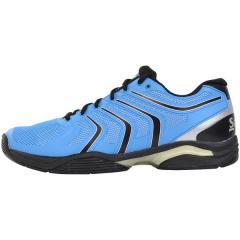 (セール)(送料無料)SRIXON(スリクソン)メンズテニスシューズ プロスパイダー2メンズオールコート SRS160M メンズ ブルーxブラック