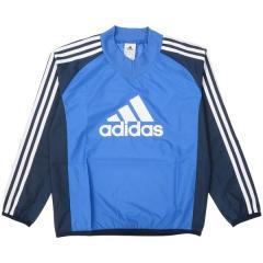 (セール)adidas(アディダス)サッカー ジュニアピステ BOYS ピステトップ DMF15 BQ0868 ボーイズ ブルー/カレッジネイビー