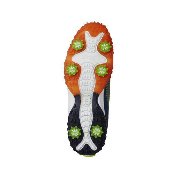 (セール)(送料無料)FOOTJOY(フットジョイ)ゴルフ メンズゴルフシューズ 16 フリースタイルボア NV/OR/LI W255 57339W255 メンズ W255 NVY/ORG/LIM