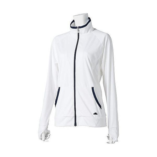 (送料無料)Ellesse(エレッセ)スイミング レディースフィットネス アクアシャツ ES97100 レディース W