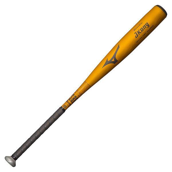 (送料無料)MIZUNO(ミズノ)野球 軟式メタルバッド JKONG 1CJMR12283 50 メンズ ゴールド