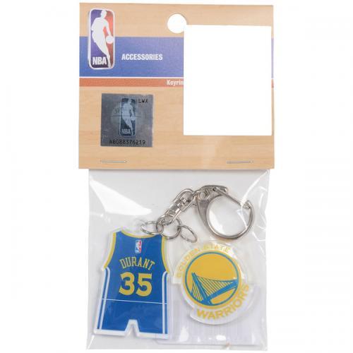 adidas(アディダス)バスケットボール アクセサリー アクリル2連チャームWA#35 NBA31111 BLU