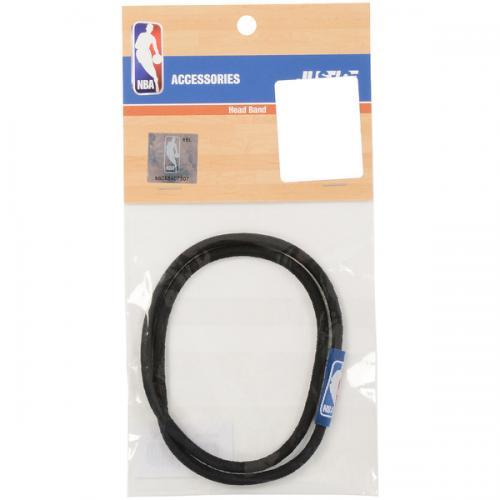 adidas(アディダス)バスケットボール アクセサリー ゴムヘアバンドBLK NBA75745 BLK