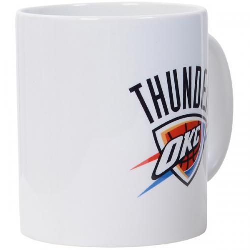 adidas(アディダス)バスケットボール アクセサリー マグカップTHUNDER NBA31086 WHT