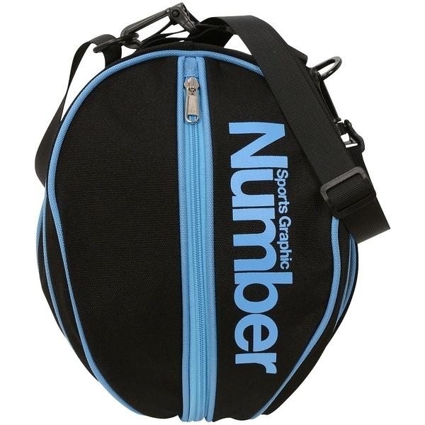 Number(ナンバー)バスケットボール ボールアクセサリー ボールケース NB-Y17-103-007 FREE ブラック/ブルー