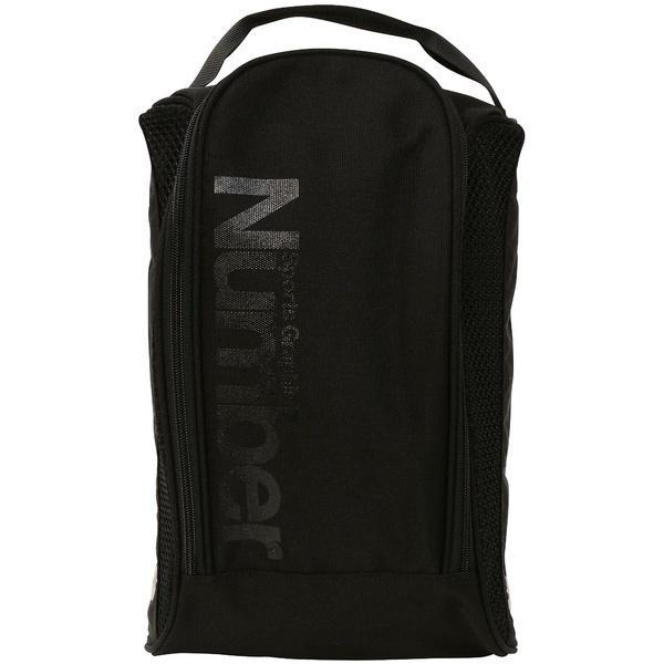Number(ナンバー)バスケットボール シューズアクセサリー シューズケース NB-Y17-103-008 FREE ブラック/ブラック