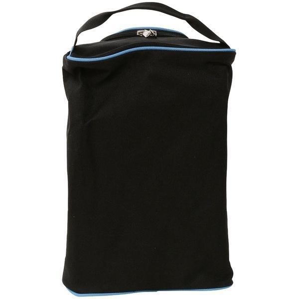 (セール)Number(ナンバー)バスケットボール シューズアクセサリー シューズケース NB-Y17-103-008 FREE ブラック/ブルー