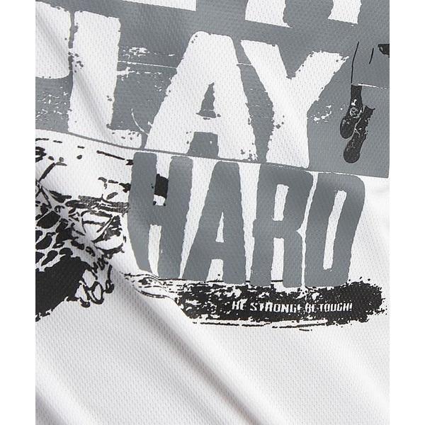 (セール)s.a.gear(エスエーギア)バスケットボール メンズ 半袖Tシャツ 半袖グラフィックTEE BORN-F SA-S17-103-003 メンズ ホワイト