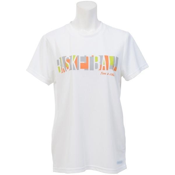 (セール)s.a.gear(エスエーギア)バスケットボール レディース 半袖Tシャツ レディース半袖グラフィックTEE THINK SA-S17-103-013 レディース ホワイト