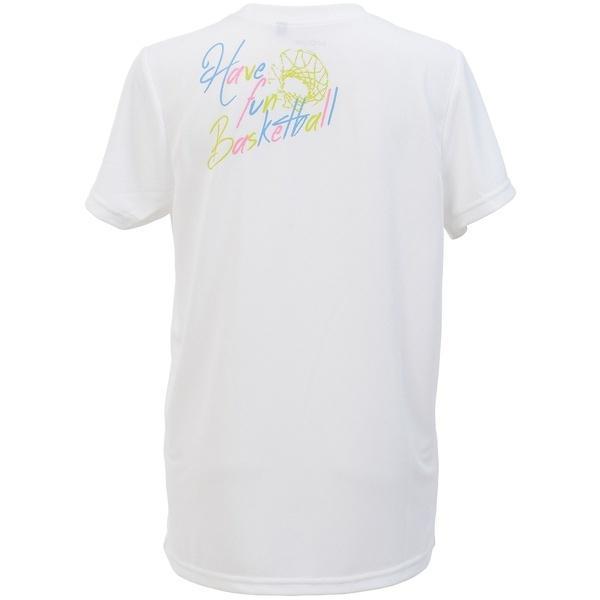 (セール)s.a.gear(エスエーギア)バスケットボール レディース 半袖Tシャツ レディース半袖グラフィックTEE HAVEFUN SA-S17-103-014 レディース ホワイト