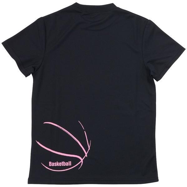 (セール)s.a.gear(エスエーギア)バスケットボール ジュニア 半袖Tシャツ ジュニア半袖グラフィックTEE BASKET-A SA-S17-103-018 ジュニア ネイビー