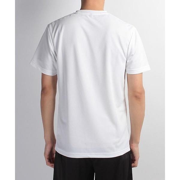 (セール)Number(ナンバー)バレーボール 半袖Tシャツ デザインTEEシャツ STYLE OF SPRITS NB-S17-104-003 ホワイト