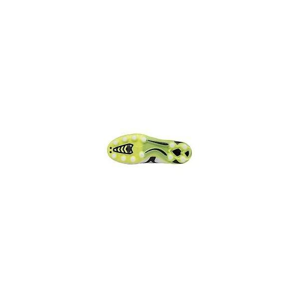 (送料無料)MIZUNO(ミズノ)サッカー ジュニアスパイク MONARCIDA 2 UL JR P1GB172009 ジュニア スーパーホワイトパールxブラックxイエロー