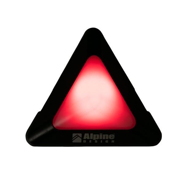 (セール)Alpine DESIGN(アルパインデザイン)キャンプ用品 ライトアクセサリー その他ライト LED ペンダントライト 40 (2個入り) AD-S17-402-036 オレンジ・ブラック