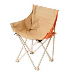 Alpine DESIGN(アルパインデザイン)キャンプ用品 ファミリーチェア ホールドミーチェア AD-S17-402-049 ベージュ/オレンジ