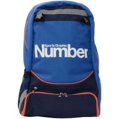 Number(ナンバー)サッカー 3層デイバック ボールバック JRバックパック NB-Y17-102-001 ジュニア FREE ブルー